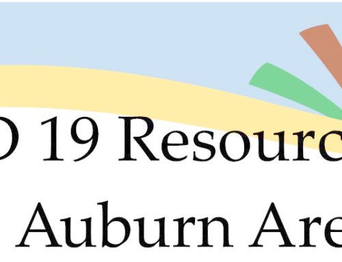 COVID-19 Resources for the Auburn area